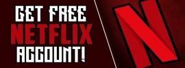 netflix shared account free