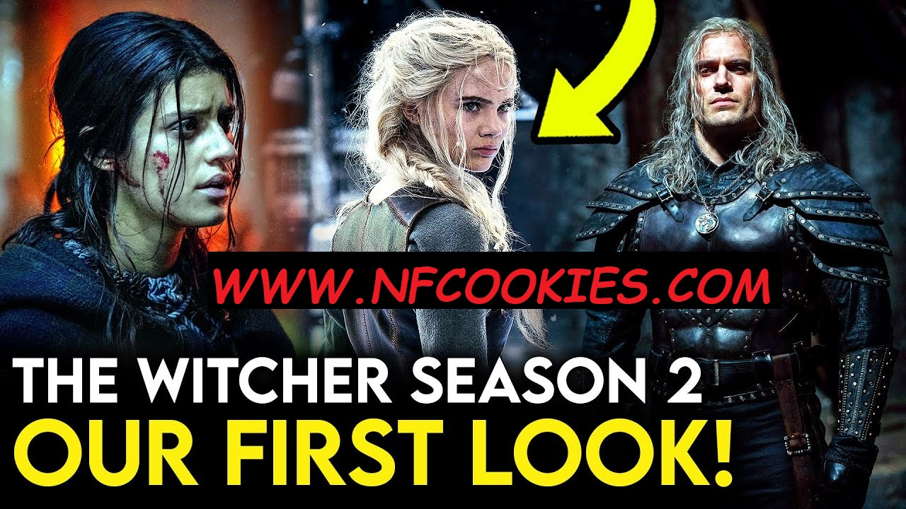 The Witcher Season 2 Netflix Cookies Free Premium Account